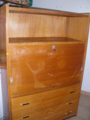secretaire vintage petits arrangements avec la nature. Black Bedroom Furniture Sets. Home Design Ideas
